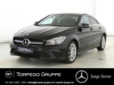 gebraucht Mercedes CLA180 CDI Coupé URBAN+PTS+SHZ+Harman/Kardon