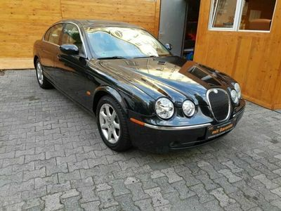 gebraucht Jaguar S-Type 2.7 Liter, Aut., Tempomat, PDC, Nichtr.