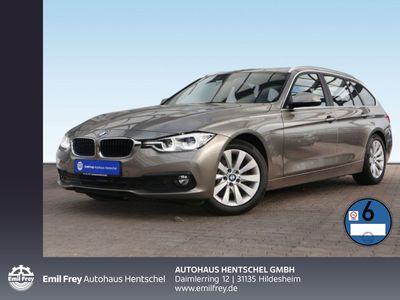 gebraucht BMW 320 d Touring Efficient Dynamics Navi M-Lenkrad LED PDC