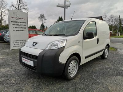 brugt Peugeot Bipper HDi 75 2-Tronic Stop & Start 1.Hand