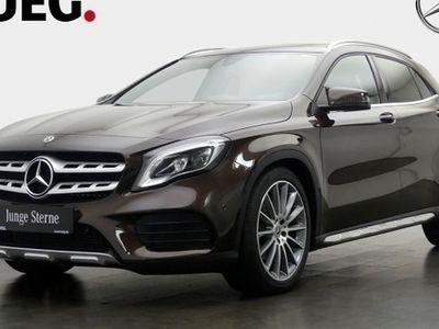 gebraucht Mercedes GLA250 4M AMG NAVI+Pano+19+Kamera