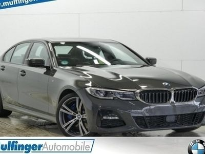 "gebraucht BMW 330 d M Sport Laser DrvAsPr.Gestik HUD Kamera 19"""