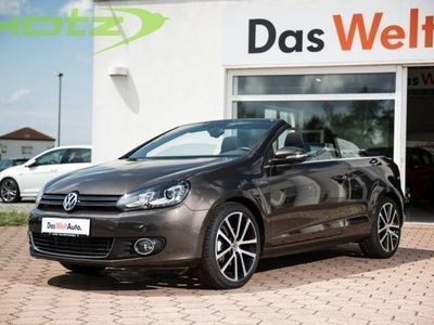 gebraucht VW Golf Cabriolet VI 1.6 TDI Lounge