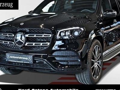 gebraucht Mercedes GLS400 d 4MATIC AMG*EXKLUSIVE*NIGHT*21''*STANDHZG