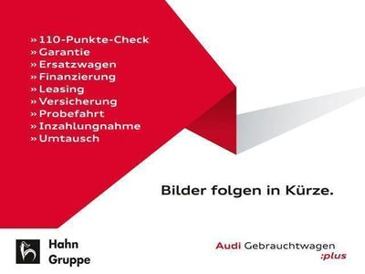 gebraucht Audi A3 Sportback 2.0TDI EU6 qu. S-Trc Ambit Xen Navi Stan