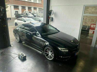 gebraucht Mercedes CLS63 AMG amg Performance Package