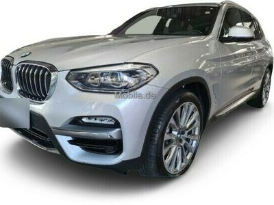 gebraucht BMW X3 X3xDrive30d Luxury Line Navi Prof. Aut. PDC