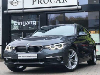 gebraucht BMW 330 3er i xDrive Touring Luxury Line Autom.