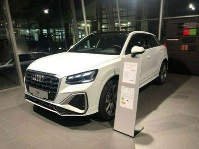 gebraucht Audi Q2 S line 35TFSI 150PS