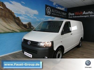 gebraucht VW Transporter T5Kasten KR UPE 39000 EUR Klima GRA