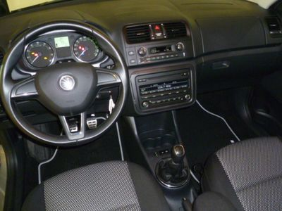 gebraucht Skoda Roomster Scout Plus Edition 1.2 TSI