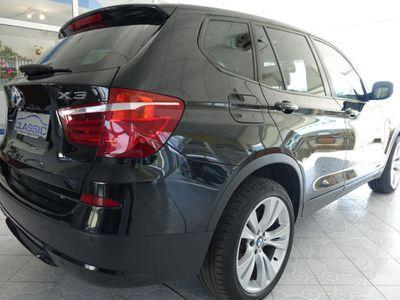 gebraucht BMW X3 xDrive30d Aut.Xenon,Navi,Leder,Panorama...