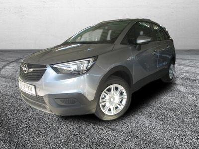 gebraucht Opel Crossland X HAPPY PLUS / Met /Winterpaket/Rü-KAM