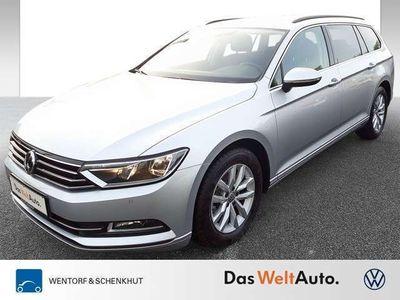 gebraucht VW Passat Variant 2.0 TDI Comfortline AHK Navi ACC