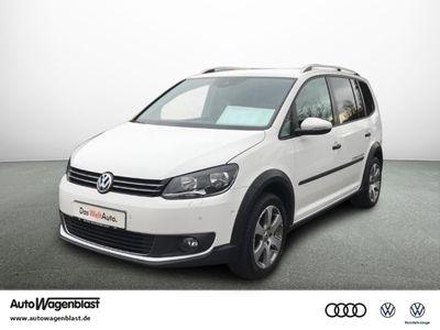 gebraucht VW Touran Cross 1.6 TDI+DSG+KAMERA+NAVI+PDC+GRA