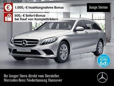 gebraucht Mercedes C200 T Avantgarde LED AHK Kamera Spurhalt-Ass PTS