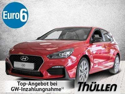 gebraucht Hyundai i30 N-Line Navi LED 1.0 Turbo Benzin