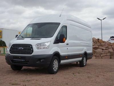 gebraucht Ford Transit 350 L4 mit Garantieschutzbrief