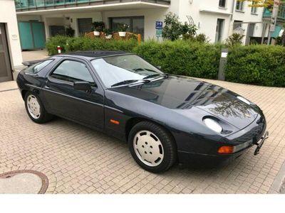 gebraucht Porsche 928 S 4 DEUTSCHES I.Hand Fahrzeug 34400 KM
