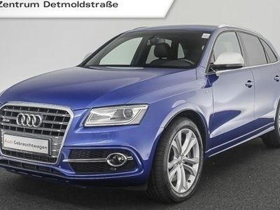 gebraucht Audi SQ5 3.0 TDI qu. competition Assistenz AHK Navi 20Zoll tiptronic
