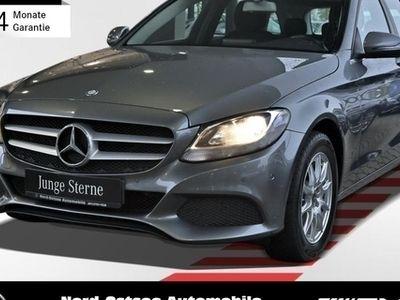 gebraucht Mercedes C220 d T Park-Pilot+Navigation+Sitzheizung+AHK+