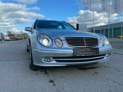 gebraucht Mercedes E320 E -KlasseCDI/ BI XENON/AVANTGARDE als Kombi in Illertissen