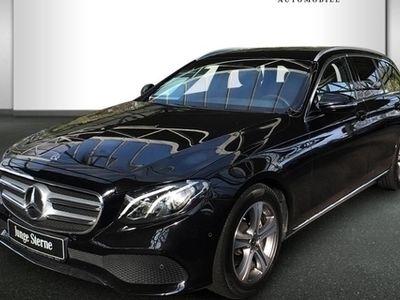 gebraucht Mercedes E220 T-Modell Avantgarde/Spur-P./LED/Kamera
