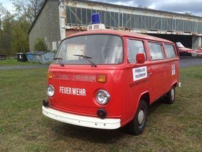 gebraucht VW T2 Feuerwehr Polizei Bus