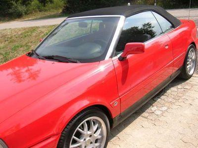 gebraucht Audi Cabriolet 2.8 (E)