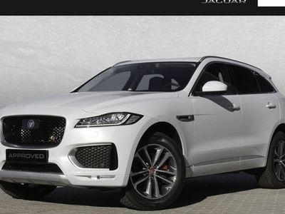 gebraucht Jaguar F-Pace S AWD S