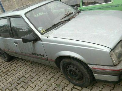 gebraucht Opel Ascona c CC GT/Sport (GT) Selten