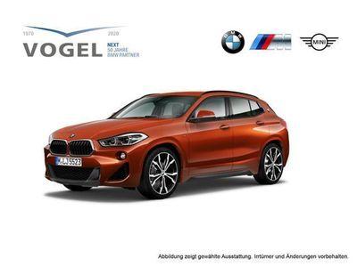 gebraucht BMW X2 sDrive18d M Sport