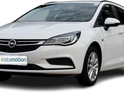 gebraucht Opel Astra AstraSports Tourer 1.0 T Edition WinterPaket PDC