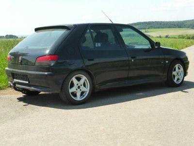 used Peugeot 306 XS