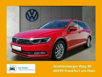 gebraucht VW Passat Variant 1.6 TDI DSG Comfortline Einparkhi
