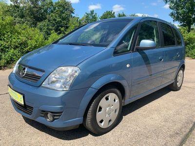gebraucht Opel Meriva Edition*Klima*CD*