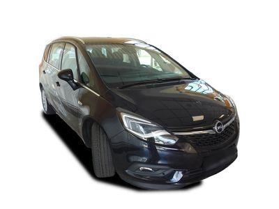 gebraucht Opel Zafira 1.6 DI Innovat. Autom. LED Navi 7-S. SHZ