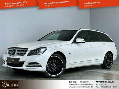 gebraucht Mercedes C300 T CDI*4-MATIC*AVANTGARDE*DISTRONIC PLUS*