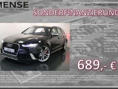 gebraucht Audi RS6 Avant 4.0 TFSI Performance quattro tiptronic Pano