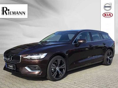 gebraucht Volvo V60 D4 Inscription (2018) + Pilot Assist
