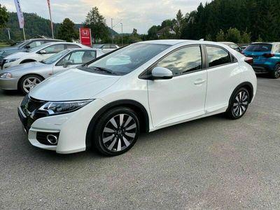gebraucht Honda Civic 1.8 i-VTEC Elegance