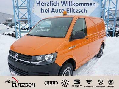 gebraucht VW Transporter T62.0 TDI Kasten 4-Mo Radio elekt. FH Climatic ZV+FB