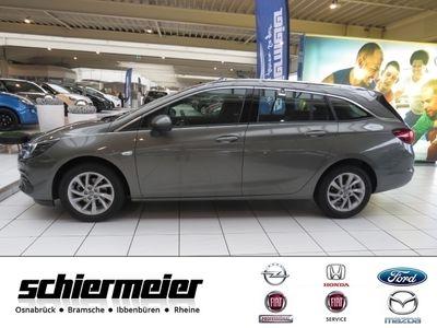 gebraucht Opel Astra ST Elegance 1.2 Sitzhzg Sicherheitsnetz DAB