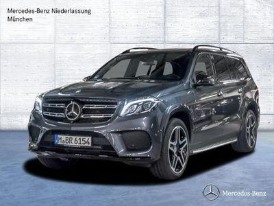 gebraucht Mercedes GLS350 d 4M AMG Sport Fahrass.-Pak. 9G-Tronic