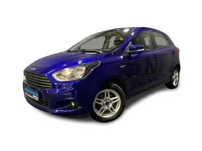 gebraucht Ford Ka Plus 1.2 Cool&Sound KLIMA+TEMPOMAT+BLUETOOTH+ALU+ Cool&Sound