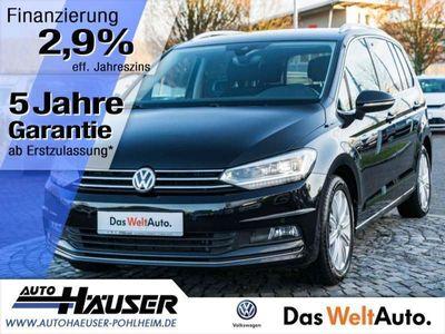 gebraucht VW Touran 1.5 TSI OPF DSG HIGHLINE NAVI KAMERA AHK