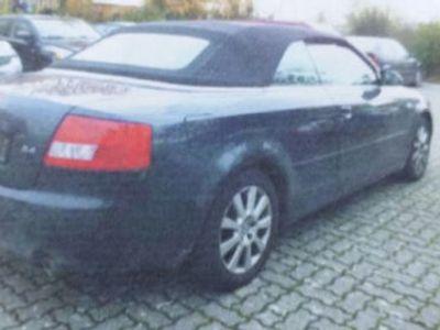 gebraucht Audi A4 Cabriolet 2.4 Multitronic