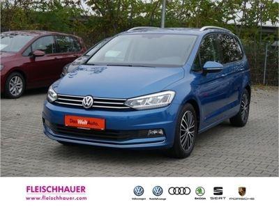 gebraucht VW Touran JOIN 1.6 TDI NAVI TEMPOMAT ACC