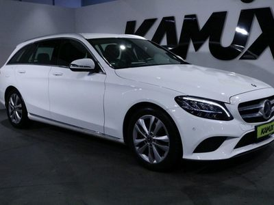 gebraucht Mercedes C200 T 9G-Tronic +LED +Navi +Park-Assist