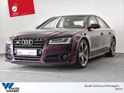 gebraucht Audi S8 plus 4.0 TFSI quattro Tiptronic BOSE/HUD/ACC
